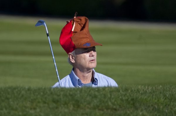 Bill Murray's Best Golfing Outfits
