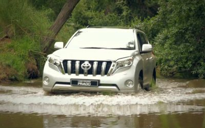 Muddy Waters – Toyota Prado