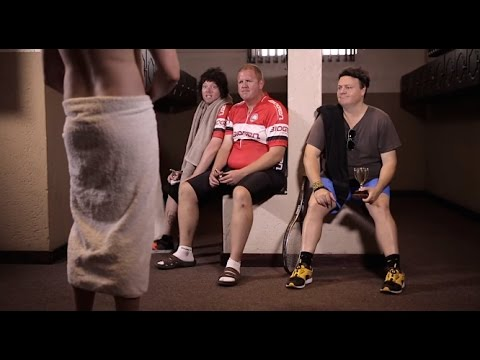 Dandruff Shampoo for Athletes – Parody Ad