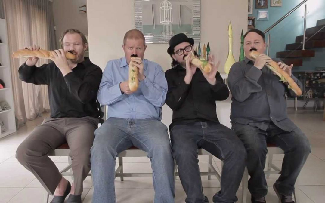 Hammerhead Comedy – Dating, Snakes and Baguettes