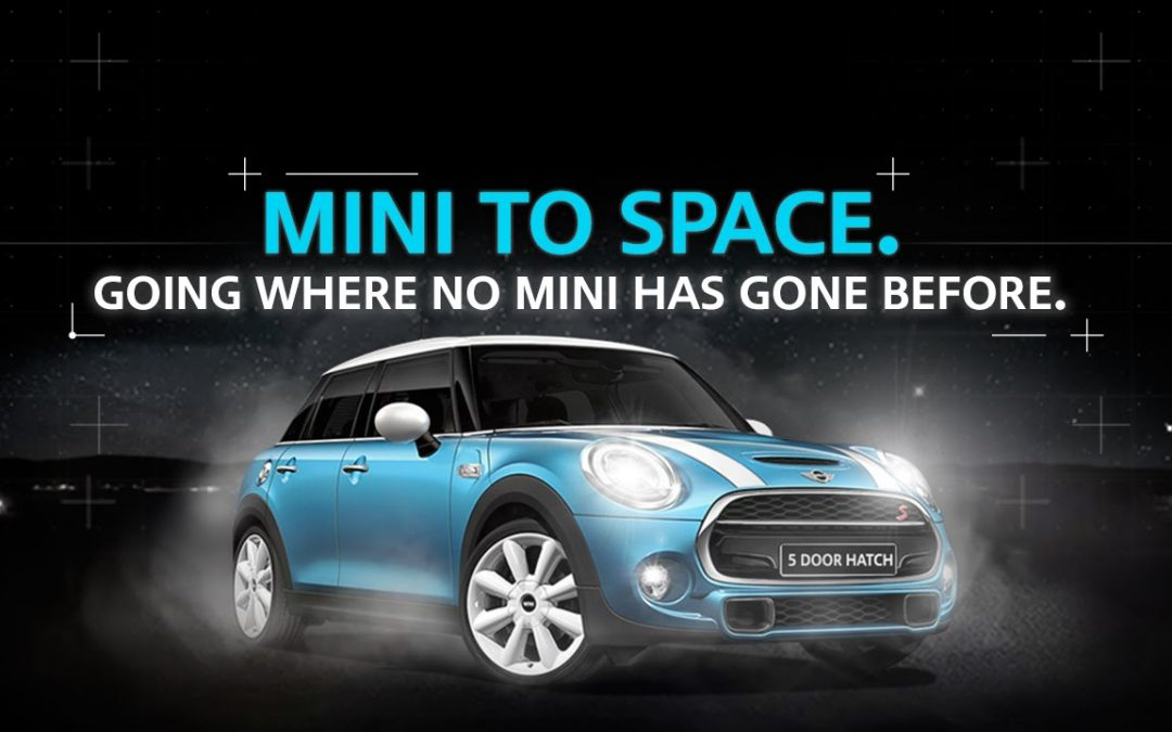 MINI to Space – MINI