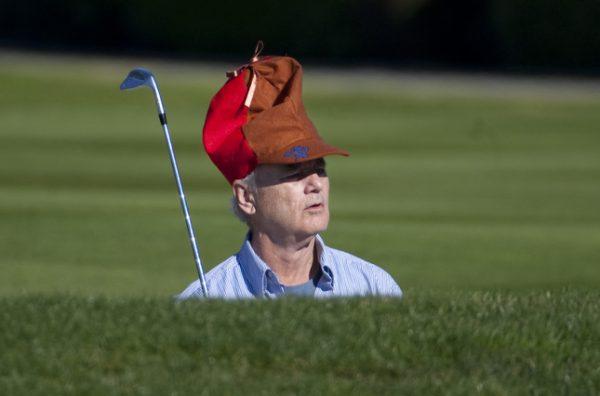 Bill Murray's Best Golfing Outfits