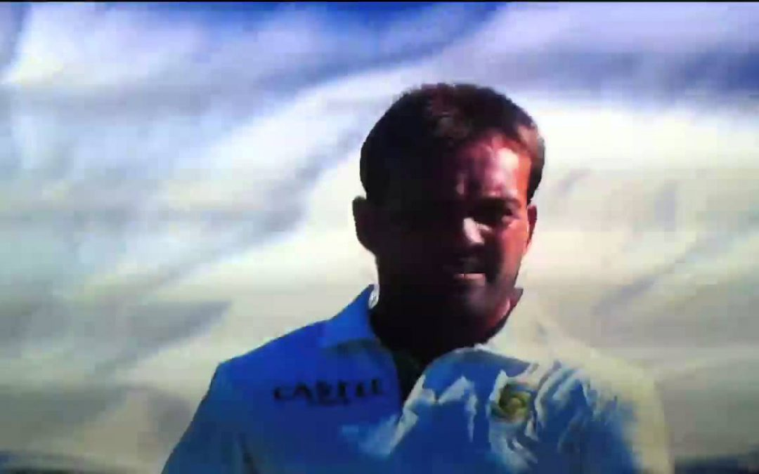 Jacques Kallis Rocks Out on the Field