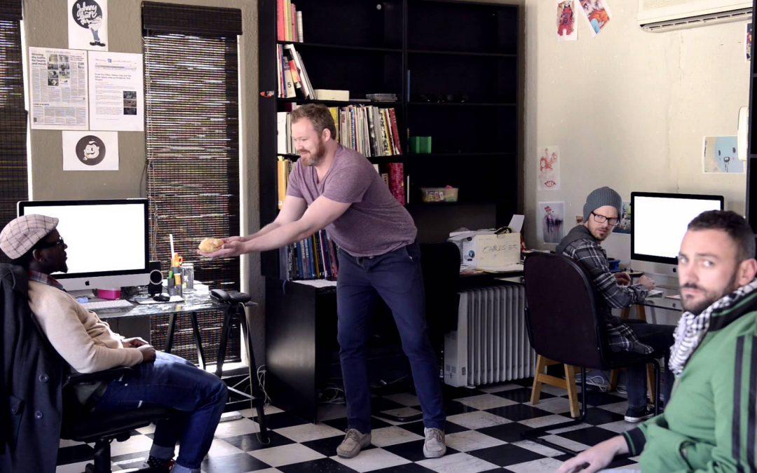Male Thrush Parody Ad – Hammerhead Comedy