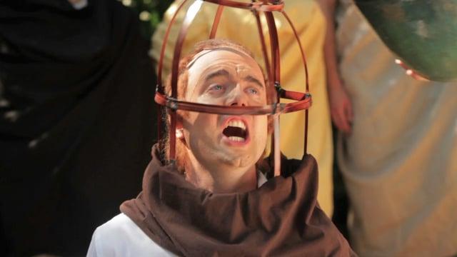 Nicolas Cage is Ticklish Cage